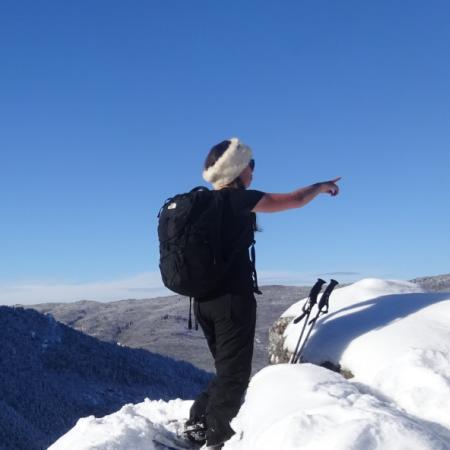 "Séjour ""Week end Neige en Vercors"" hiver 2021"