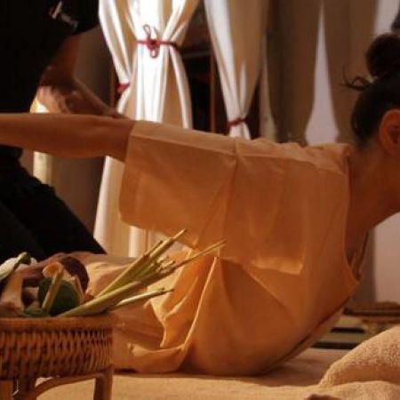 Massage thaïlandais traditionnel 1H30