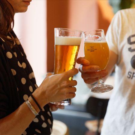 Dégustation de bières locales