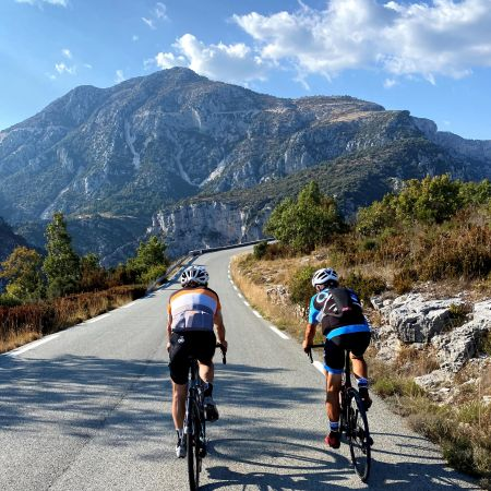 Un séjour cycliste
