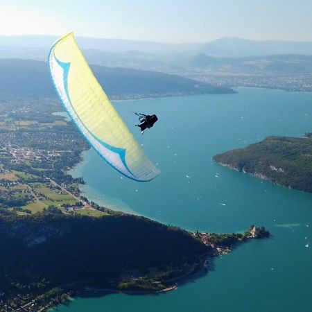 Parapente vol sensations