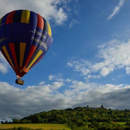 Vol en ballon - Billet remboursable une personne