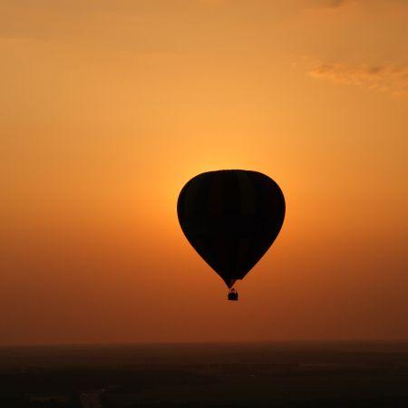 Vol en ballon - Billet Week end une personne