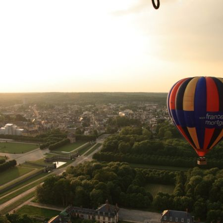 Vol en ballon - Nacelle privative pour 2 personnes