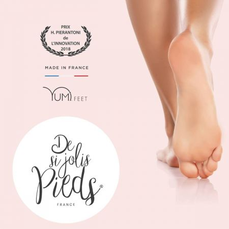 Yumi Feet - Traitement Anti-Callosités
