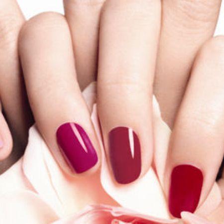 Manucurie d'hiver - Beauté des ongles