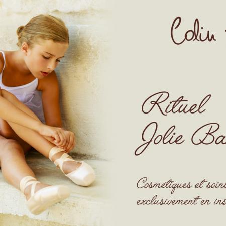 Rituel Super Héro/Jolie Ballerine - Soin enfant Colin Maillard
