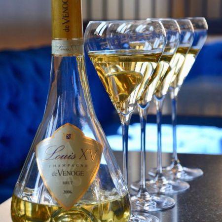 Dégustation Royale - Champagne De Venoge