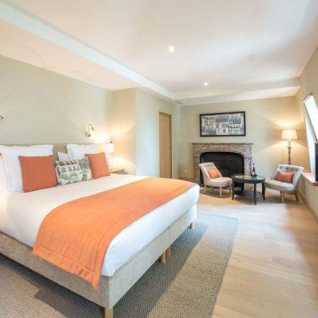 Les Suites du 33 - Chambre double de Luxe