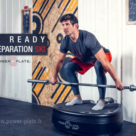Coaching personnalisé Powerplate Pro 7