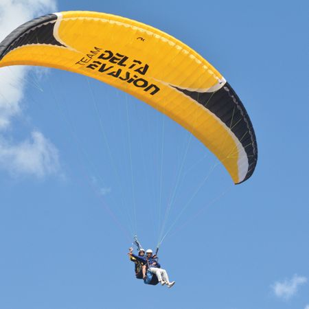 Vol parapente Top Flight - Tout compris