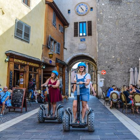 Annecy Insolite - 2h - Segway Tour
