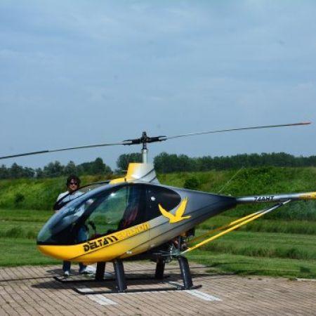 Vol en Hélicoptère - Bassin Annécien