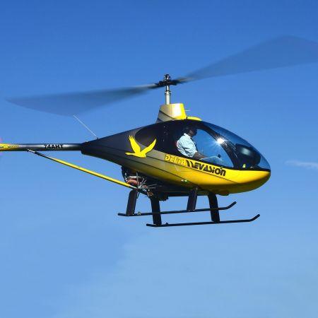 Vol en Hélicoptère - Découverte - Survol du Lac d'Annecy