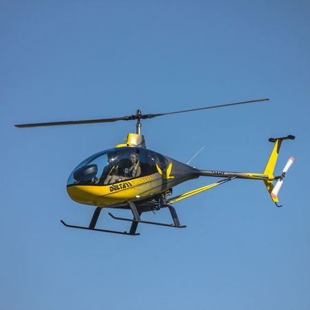Vol en Hélicoptère - Tour du Lac d'Annecy