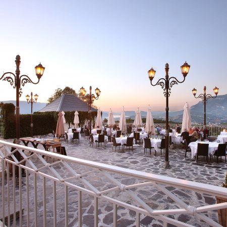 Nuit en chambre Prestige, champagne, surprise romantique, petit déjeuner et dîner pour 2