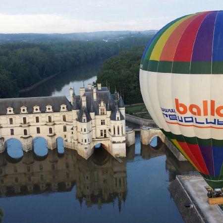 Vol en montgolfière : Billet Duo