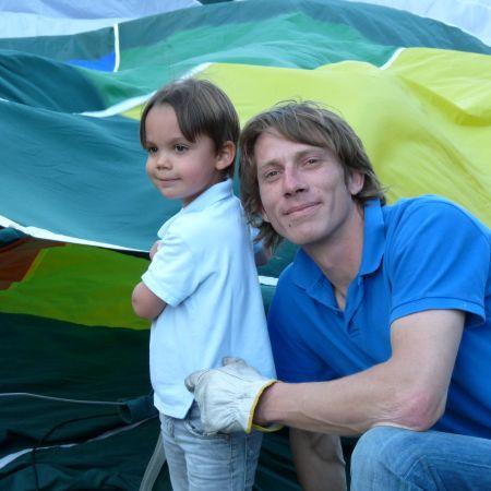 Vol en montgolfière : Billet Kid