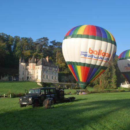 Vol en montgolfière : Billet Semaine