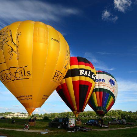 Vol en montgolfière : Billet Solo