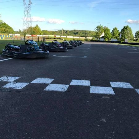 Karting enfant 1 session de 10' Kart SODI LR4 120 Cm3
