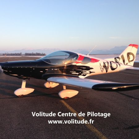 Vol initiation au pilotage 30 minutes en avion ULM