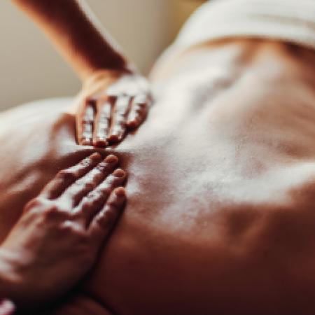 Massage relaxant bien-être 1h30 - Homme