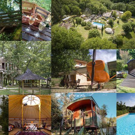 Séjour au Natura Lodge à composer en toute liberté !