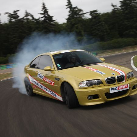INITIATION DRIFT BMW M3