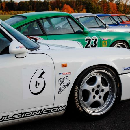 INITIATION PORSCHE 911 CARRERA CUP
