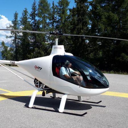 ULM hélicoptère 45 minutes