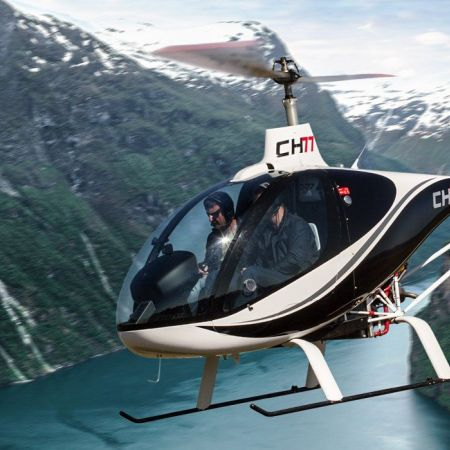 BAPTÊME ULM Classe 6 Hélicoptère- DÉCOUVERTE (15 minutes)