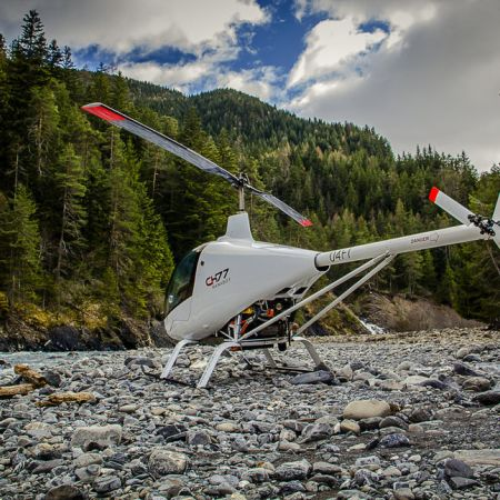 ULM hélicoptère  10 minutes
