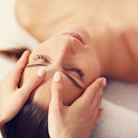 Massage Nuque/Crâne/Visage (30min)