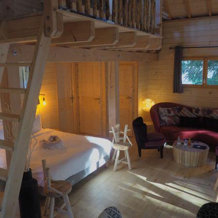 Nuitée Lodge suite