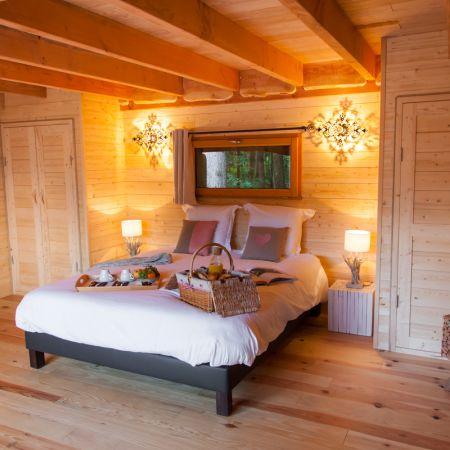 Nuitée Lodge classique