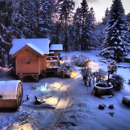 Bon cadeau - Nuitée Lodge confort