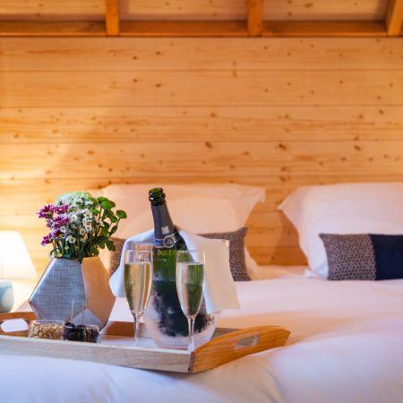 Bon cadeau - Nuitée Lodge Spa