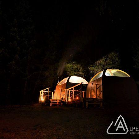 Nuitée en Altidôme toit panoramique