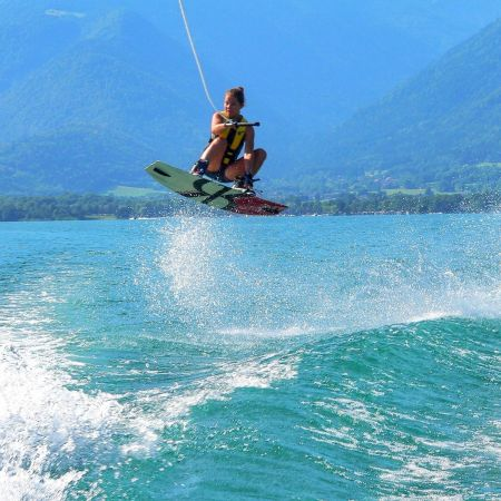 Session de Wakeboard