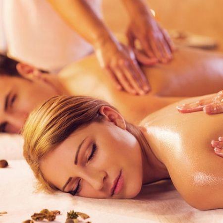 Massage duo au choix 1 heure