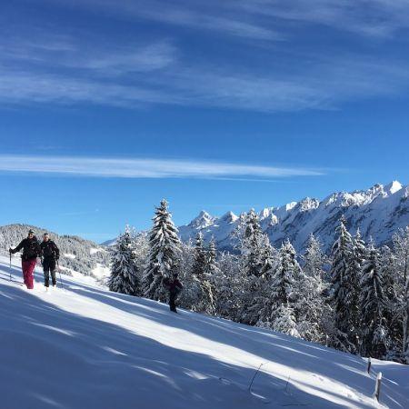 Ski de randonnée : Initiation à La Clusaz