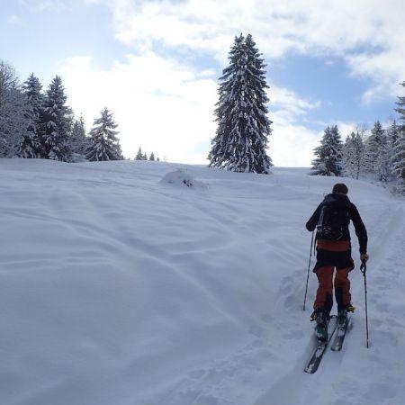 Ski de randonnée : Le Sulens