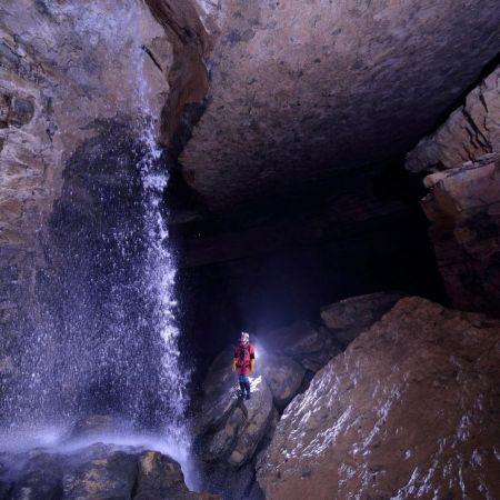 Spéléologie Découverte des Grottes de la Diau