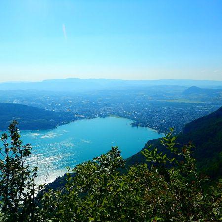 Randonnée autour d'Annecy - Demi journée