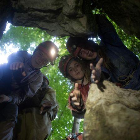 Spéléologie Découverte des Grottes de Balme