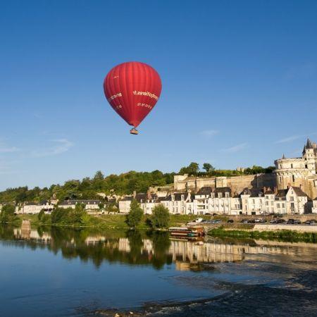 Vol en montgolfière en Val de Loire - Billet Enfant 1 personne
