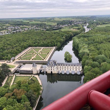 Vol en montgolfière en Val de Loire - Billet VIP 2 personnes