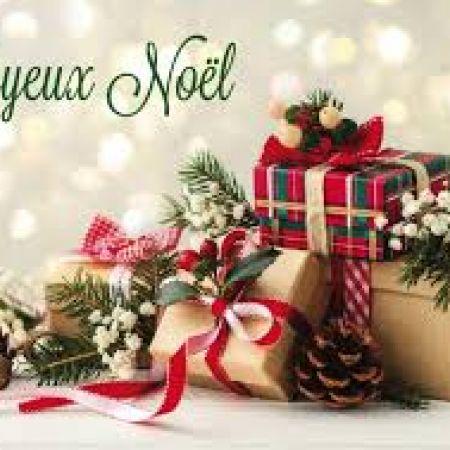 Puisse que Noël est magique... Offrons du bonheur !