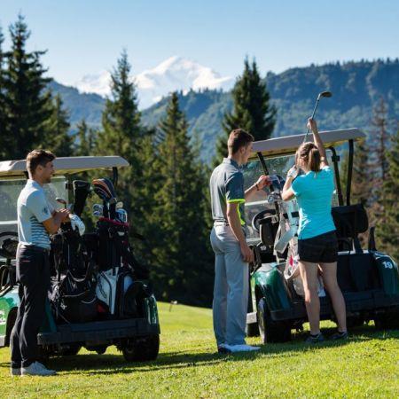 Escapade et Golf